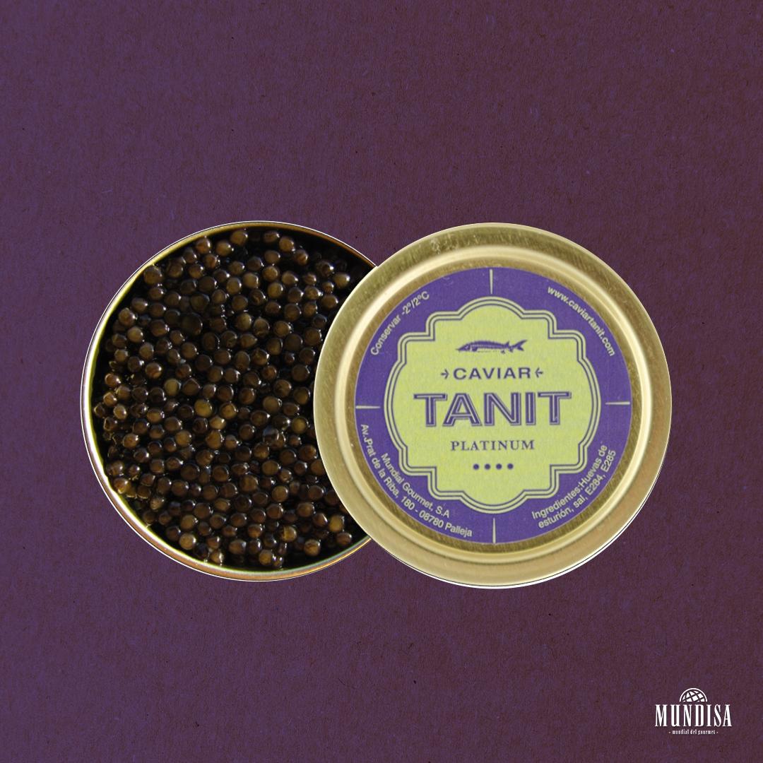 caviar tanit platinum